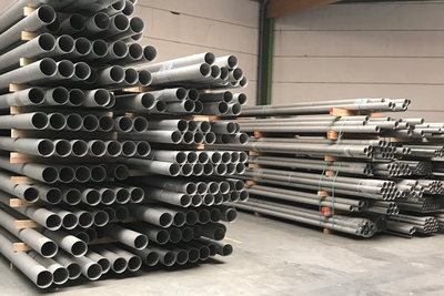 Tubes in our stock